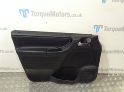 2002 Vauxhall Zafira Passenger side front door card
