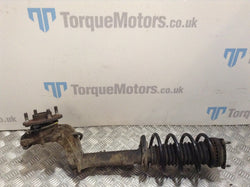 Ford Fiesta ST ST150 Drivers side front shock with eibach & hub & knuckle