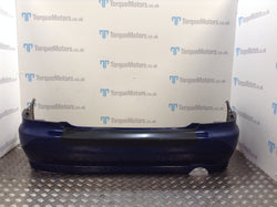 Lexus IS200 SE Rear bumper