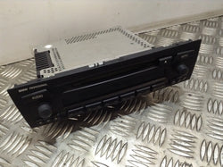 2005 BMW E90 CD Player radio head unit