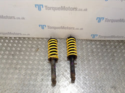Lexus IS200 SE Front suspension shocks&springs PAIR