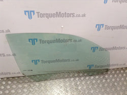 Ford Fiesta ST ST150 Drivers side front window glass