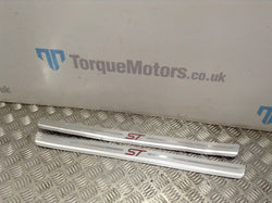 Ford Fiesta ST ST150 Chrome door sill kick plates