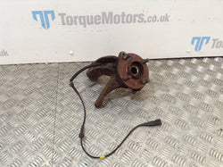 Ford Fiesta ST ST150 Drivers side front hub and knuckle