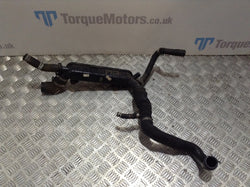 Vauxhall Zafira VXR Oil cooler & coolant pipes