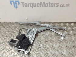 Vauxhall Zafira VXR Passenger side front window motor & regulator
