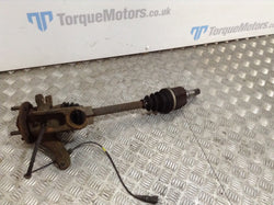 Ford Fiesta ST ST150 Passenger side front driveshaft & wheel hub/bearing