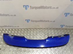 Ford Fiesta ST150 Rear boot lid spoiler