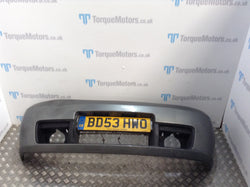 2003 MG TF 160 Rear bumper