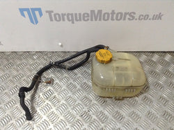 Vauxhall Zafira VXR Coolant tank with pipe