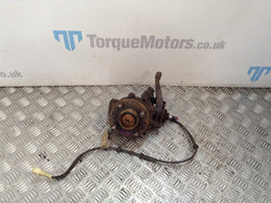 2003 MG TF 160 Drivers side front wheel hub&knuckle