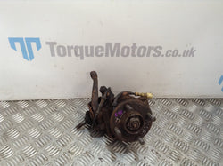 2003 MG TF 160 Passenger side front wheel hub&knuckle
