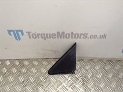 Ford Fiesta ST150 Passenger side wing mirror exterior pillar trim cover