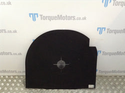Ford Fiesta ST150 Carpet boot floor mat spare wheel cover rear