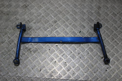 M2 motorsport lower chassis brace blue fits Subaru impreza turbo sti
