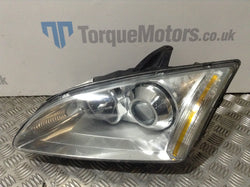Ford Focus ST MK2 Passenger side front Xenon headlight