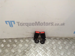 2009 Corsa D VXRacing VXR Rear Seat Belt Buckles x2 May Fit Others
