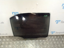 Mitsubishi Lancer Evolution Evo 6 Drivers rear window glass TINTED