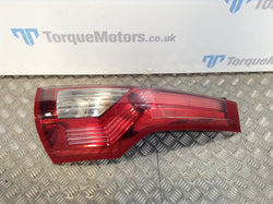 2007 Citroen C4 Picasso Drivers Rear Light