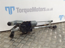 2016 VW Golf R DSG Front Wiper Motor And Mech