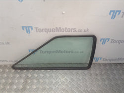 Ford Escort RS Turbo MK4 Series 2 Drivers side rear window glass OSR