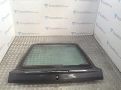 Ford Escort RS Turbo MK4 Series 2 Boot lid & window glass