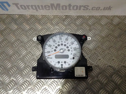 2005 BMW Mini Cooper Centre Speedo Binnacle