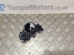 2005 BMW Mini Cooper Drivers Door Handle And Tweeter