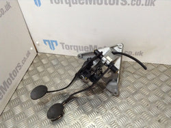 2005 BMW Mini Cooper Clutch And Brake Pedal Assembly