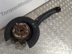 Ford Focus RS Mk3 Passenger side rear wheel hub & knuckle with suspension leg