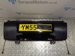 2005 Citroen C2 Rear lower tail gate black