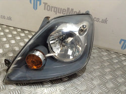 Ford Fiesta MK6 Van Front headlight passenger side
