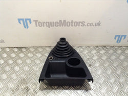 Ford Fiesta MK6 Van Gear lever surround with gaiter & AUX Port