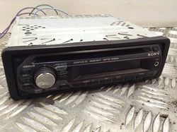 Sony X-PLOD CDX-GT222 CD Player AUX