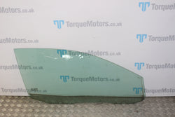 Ford Focus ST MK2 3DR Drivers side front window glass