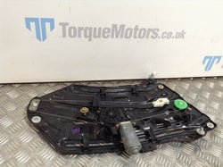 2004 BMW E46 M3 Passenger side rear window mechanism regulator