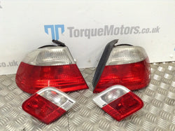 2003 BMW E46 M3 Rear Light Clusters