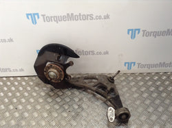 2003 BMW E46 M3 Passengers Front Lower Arm And Hub Assembly