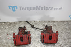 Ford Focus ST MK2 3DR Rear brake calipers PAIR