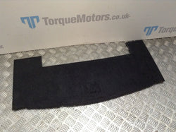 2004 BMW E46 M3 Boot floor trim cover