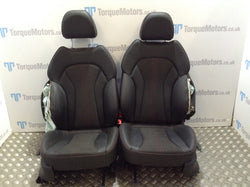 2015 Audi A1 S1 Quattro Full Set Of Front And Rear Seats
