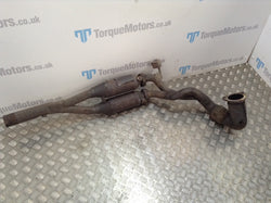2002 Audi TT 1.8T Turbo Downpipe With Cats
