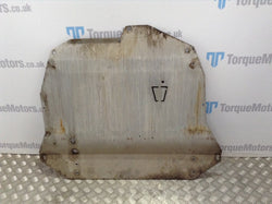 2002 Audi TT 1.8T Panzer Skid Plate under tray sump guard