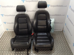 2002 Audi TT 1.8T Pair Of Front Seats