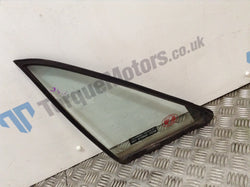 Mazda MX5 MK2 Drivers side front quarter window glass OSF