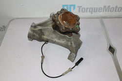 BMW M4 F82 Competition Passenger front left wheel hub