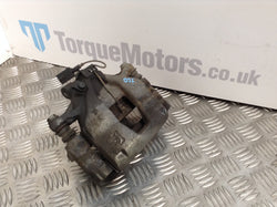 2017 Fiat 500 Abarth Drivers side front brake caliper