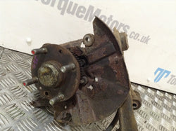 Mazda MX5 MK2 Drivers side front hub/knuckle & wishbone