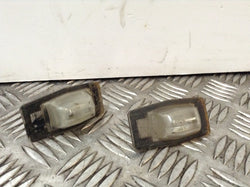 Mazda MX5 MK2 Number plate lights PAIR