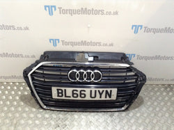 Audi A3 S Line Front bumper grill